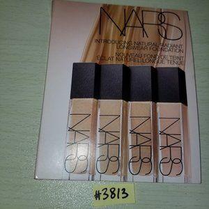 3813 NEW NARS Natural Radiant Longwear Foundation